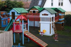 Children's play area at The Victory at Mersea