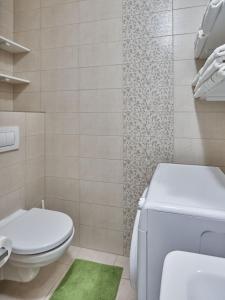 Koupelna v ubytování WITH LOVE Marienbad Ap. Dvorakova