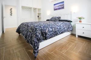 Cama o camas de una habitación en PA-Palacios