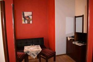 Телевизия и/или развлекателен център в Hotel Trakia