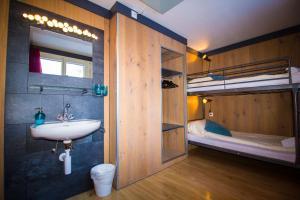 Salle de bains dans l'établissement Hotel Hornerpub