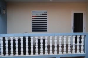 Uma varanda ou terraço em Cattleya Apartments Curacao