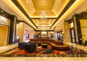 The lobby or reception area at Thunder Valley Casino Resort