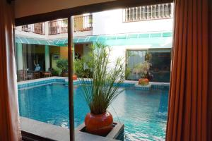 The swimming pool at or near Evergreen Boutique Hotel