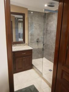 A bathroom at BONAPRISO APPART