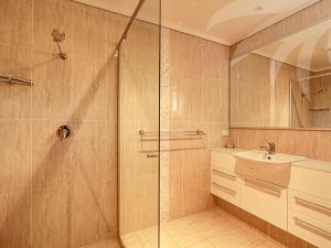 A bathroom at Blueys Bliss 2