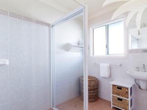 A bathroom at Seascape