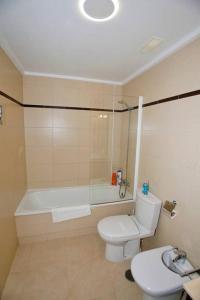A bathroom at Alicante Hills Apartment
