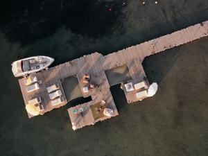 Ekies All Senses Resort с высоты птичьего полета