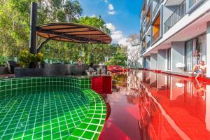 Bassein majutusasutuses Apple A Day Resort Krabi Aonang Beach või selle lähedal