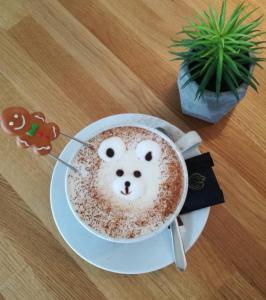 Drinks at Stryn Kaffebar & Vertshus
