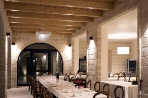 A restaurant or other place to eat at Masseria Sacramento