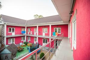 Балкон или терраса в Гостевой Дом Малина