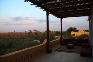 A balcony or terrace at Zaytona Lake View