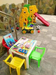 Детская игровая зона в Мини-Отель Лазаревское