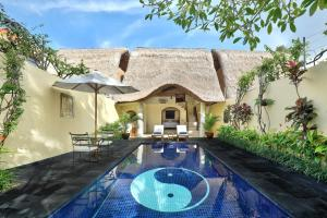 The swimming pool at or close to Impiana Private Villas Seminyak
