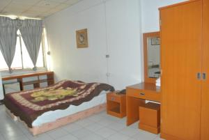A bed or beds in a room at Mono Place