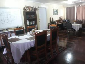 A restaurant or other place to eat at Lahara Lodge