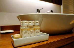 Kupaonica u objektu Rooms Kibe Mahala