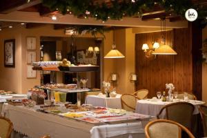 Restaurant o un lloc per menjar a Hotel & Spa Casa Irene