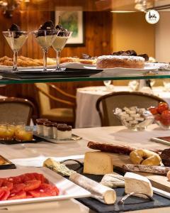 Menjar a l'hotel o a prop