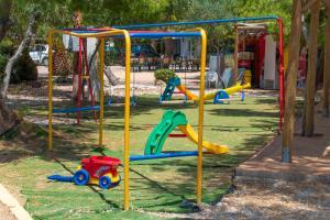 Ο χώρος παιχνιδιού για παιδιά στο Sun Hotel