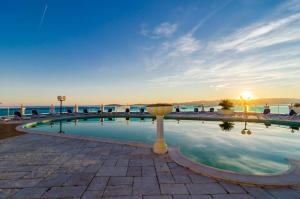 The swimming pool at or near Pansion Villa Antonio
