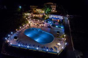 A view of the pool at Pansion Villa Antonio or nearby