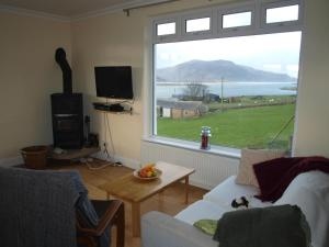 A seating area at The Lookout Ardara