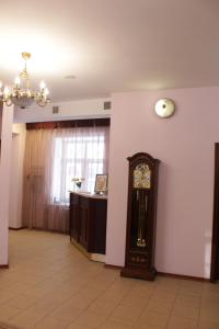 The lobby or reception area at Hotel Mechta RKK Energia