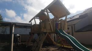 Children's play area at White Hart Inn