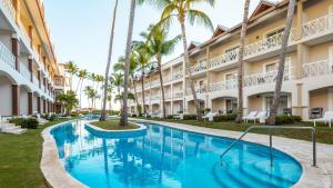 The swimming pool at or close to Be Live Collection Punta Cana Adults Only