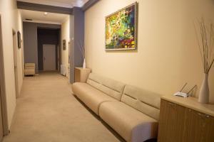 A seating area at Life Holiday Baku