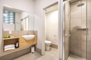 A bathroom at Nightcap at Seaford Hotel