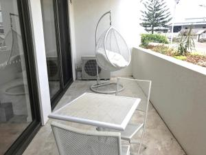 A balcony or terrace at Kiama Executive
