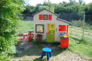 Plac zabaw dla dzieci w obiekcie Willa Malibu