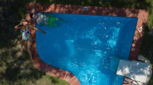 The swimming pool at or near Petrino Suites Hotel