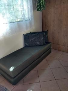 A seating area at Chácara do Delei