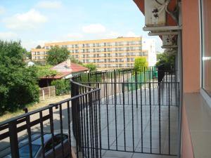 Un balcon sau o terasă la Hotel Terra