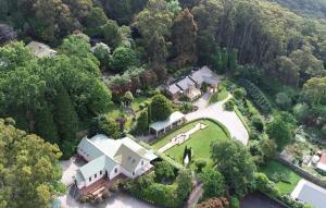A bird's-eye view of Earlwood Manor of Sassafras