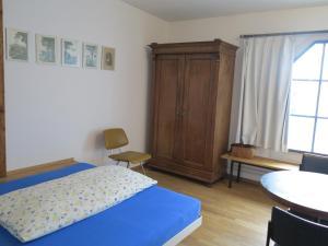 Ein Bett oder Betten in einem Zimmer der Unterkunft Basel Backpack