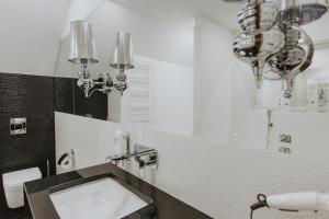 Łazienka w obiekcie Hotel Nad Nettą