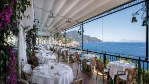 Ristorante o altro punto ristoro di Hotel Santa Caterina
