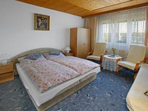 Postel nebo postele na pokoji v ubytování Pension Villa Hany