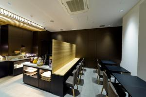A restaurant or other place to eat at Best Western Hotel Fino Tokyo Akihabara