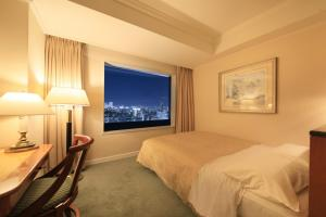 A television and/or entertainment center at Hotel East 21 Tokyo