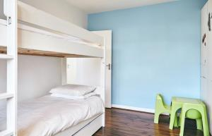 A bunk bed or bunk beds in a room at 16 Austin Avenue