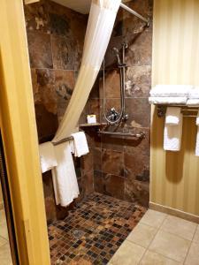 Ein Badezimmer in der Unterkunft Best Western Plus Canyonlands Inn