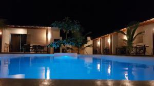 The swimming pool at or near Positano Alona Beach Panglao