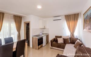 Prostor za sedenje u objektu Apartments Belani